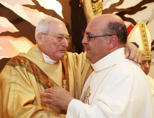 Fratel Ippolito Di Maggio è ordinato Sacerdote